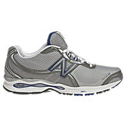 New Balance 1765, Silver with Blue