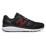New Balance 1865, Black with Red