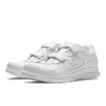 New Balance Hook and Loop 577, White