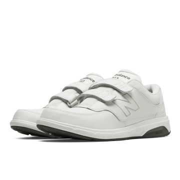 New Balance Hook and Loop 813, White