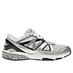 New Balance 1012, White with Grey & Navy