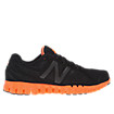 NBGruve 1157, Black with Orange