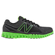 NBGruve 1157, Grey with Neon Green