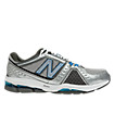New Balance 1211, Silver with Blue