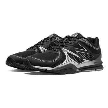 New Balance New Balance 1267, Black with Silver
