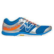 Limited Edition Minimus 20v3, Team Royal with Team Orange & Silver
