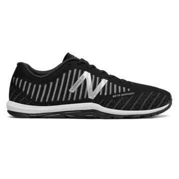 Minimus 20v7 Trainer, Black with White
