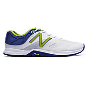 Minimus 20v5 Trainer, White with Blue & Toxic