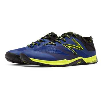 New Balance HOCR Minimus 20v5 Trainer, Marine Blue with Firefly