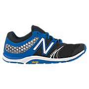 Pro Baseball Limited Edition Minimus 20v3, Black with Team Royal & White