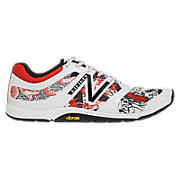 Tattoo Minimus 20v3, White with Red & Black