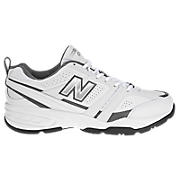 New Balance 409, White with Grey