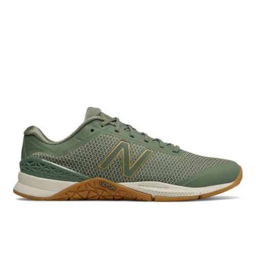 New Balance Minimus 40 Trainer  - Vintage Cedar/Waxed Canvas
