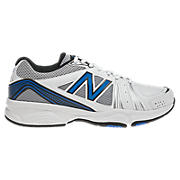 New Balance 417, White with Blue