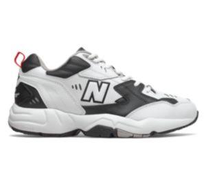뉴발란스 608v1남성 운동화 -화이트 New Balance Mens 608v1, MX608RB1