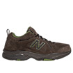 New Balance 608, Brown with Green