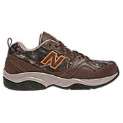 New Balance 623v2, Tan with Orange