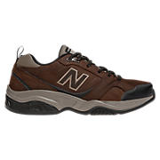 Water Resistant 623v2, Dark Brown with Grey