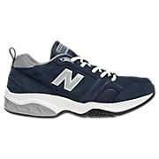 New Balance 623v2, Navy with Grey & White