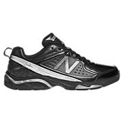 New Balance 709, Black with Silver