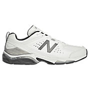New Balance 709, White with Black