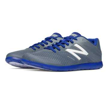 New Balance New Balance 730v2 Trainer, Grey with Blue