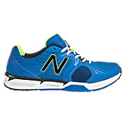 New Balance 797v2, Blue with Black