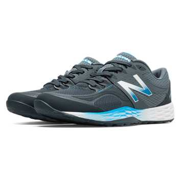 New Balance Fresh Foam 80v2, Bolt with Grey