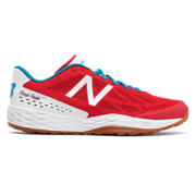 NB Fresh Foam 80v3 Trainer, Red with White