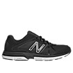 New Balance 813, Black with Silver