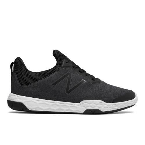 New Balance Fresh Foam 818v3  - Black/Gunmetal/White