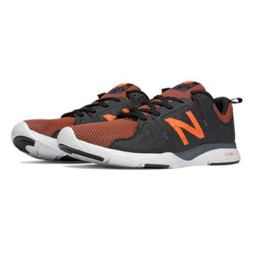 New Balance New Balance 818 Trainer, Black with Red