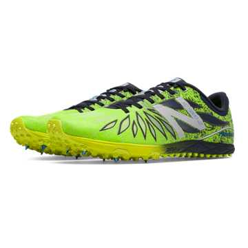 New Balance XC5000v2 Spike, Hi-Lite with Black