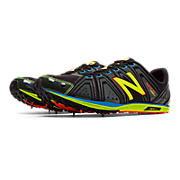 XC700v3 Spike, Black with Yellow