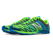 XC900v2 Spikeless, Lime Green with Bright Blue