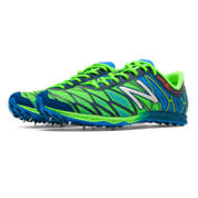 XC900v2 Spike, Lime Green with Bright Blue