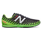 XC700v5 Spikeless, Thunder with Energy Lime
