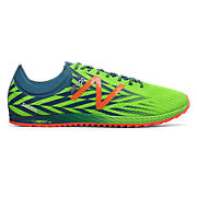 XC900v4 Spikeless, Energy Lime with Moroccan Blue