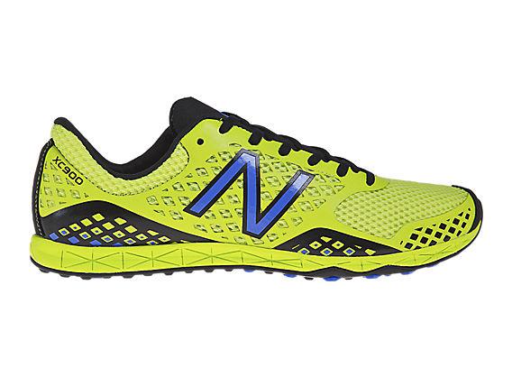 New Balance 900, Yellow with Black & Blue