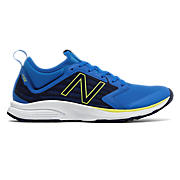 New Balance QIKv2, Electric Blue with Dark Denim