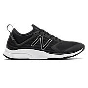 New Balance QIKv2, Black with Gunmetal