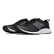 Vazee Quick Trainer, Black with White