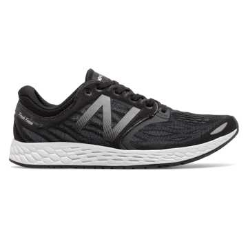New Balance Fresh Foam Zante v3, Black with Thunder