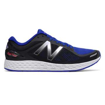 New Balance Fresh Foam Zante v2, Blue with Black