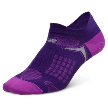 New Balance NBx® Hydrotec® No Show Double Tab 1 pair, Purple