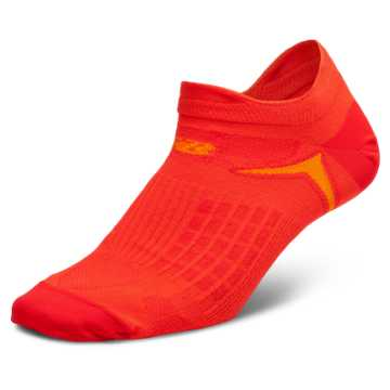 New Balance NBx® Hydrotec® No Show Double Tab 1 pair, Orange