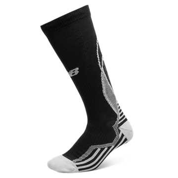New Balance NBx® Compression OTC 1 pair, Black with White