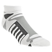 NBX Low Cut (1 pair), White with Grey
