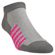 NBx Cocona™ Low Cut (1 pair), Pink with Grey