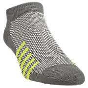 NBx Cocona™ Low Cut (1 pair), Neon Yellow with Grey